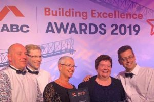 Noakes Meadow Scheme wins award