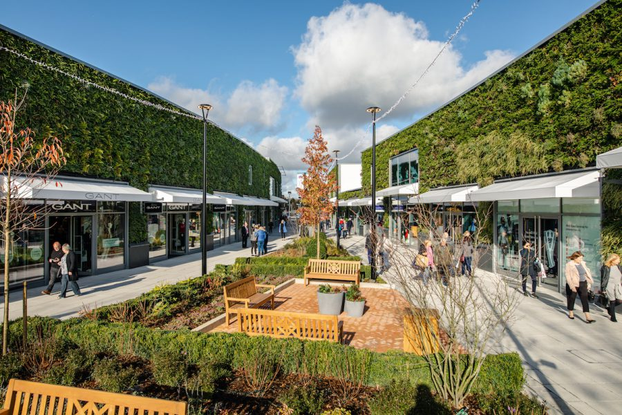 The Ashford Designer Outlet Expansion