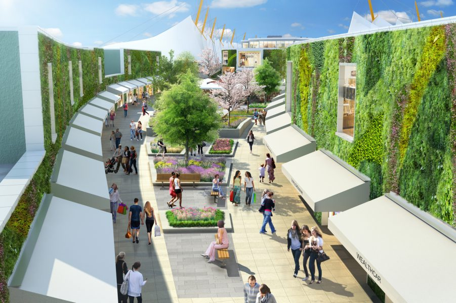Ashford Designer Outlet Expansion