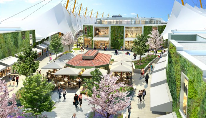 Ashford Designer Outlet Expansion: Less than a year to go | AshfordFOR News