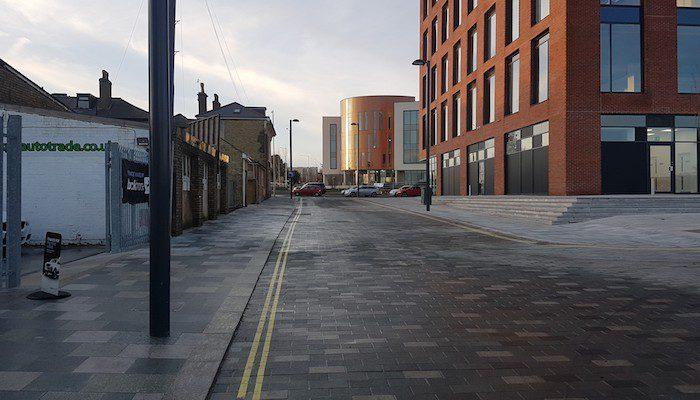 Dover Place Works Complete | AshfordFOR News