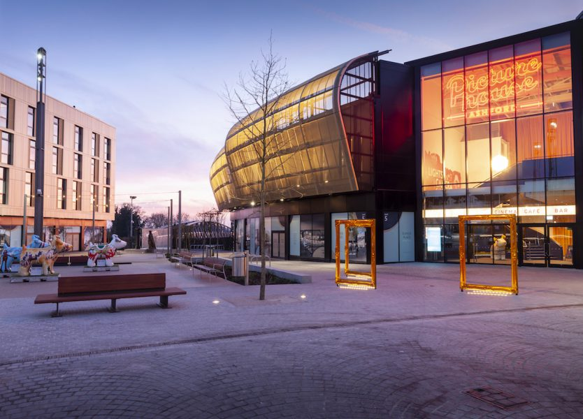 Elwick Place, a new leisure and restaurant destination in Ashford, Kent
