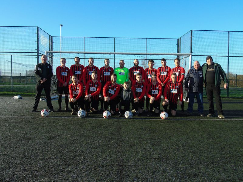 The Stanhope and Beaver Ranger Football Club in Ashford Kent