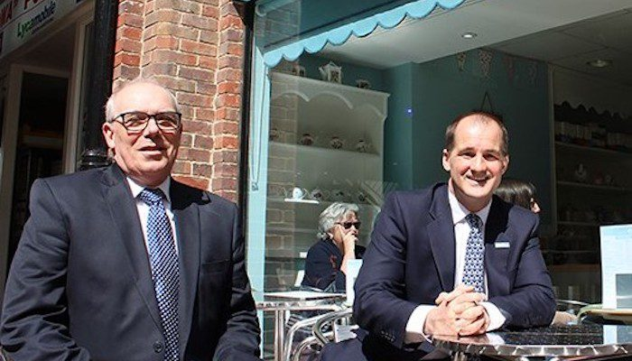 "Government High Street report ""reflects the Ashford model""  