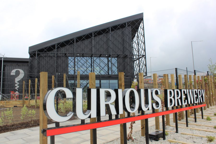 The Curious Brewery in Ashford