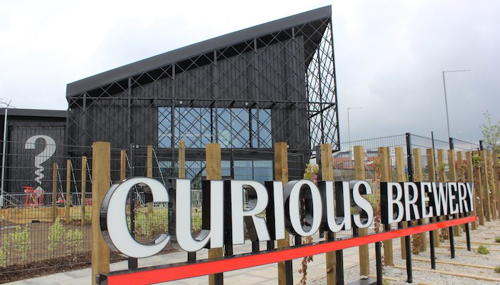 The Curious Brewery