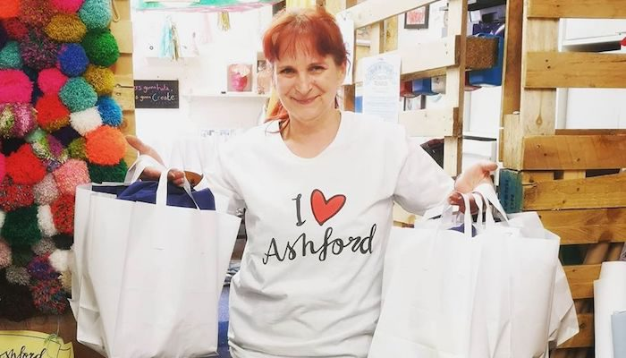 Made in Ashford teams up with The Kent Scrubbers | AshfordFOR News