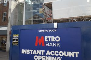 Metro Bank arrives in Ashford