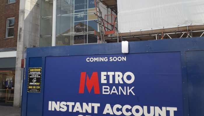 Metro Bank arrives in Ashford | AshfordFOR News