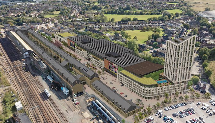 Planning Approval granted for Newtown Works  | AshfordFOR News