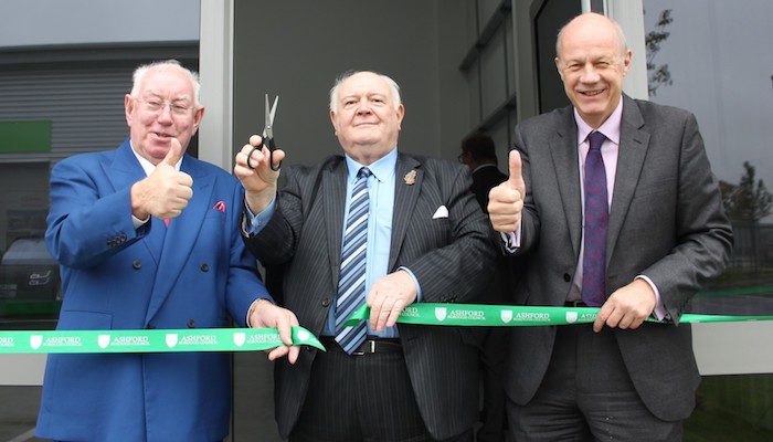 Official opening of Carlton Road Business Park in Ashford | AshfordFOR News