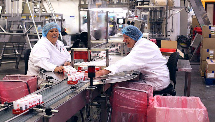 Ashford photographer gives behind the scenes glimpse at Premier Foods | AshfordFOR News