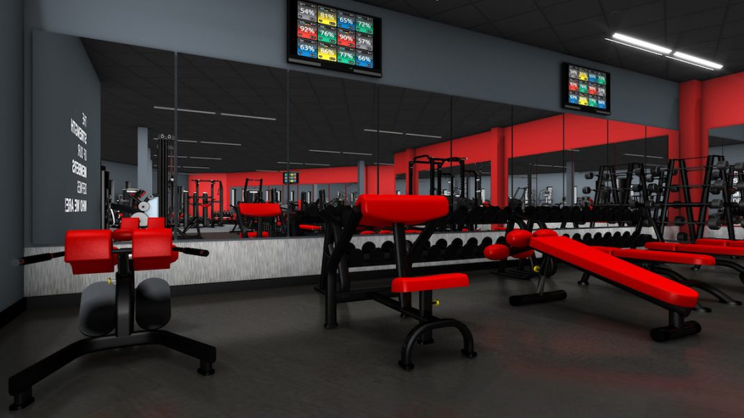 Snap Fitness had invested over £500,000 in their new Elwick Place franchise