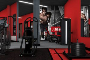 Snap Fitness at Elwick Place