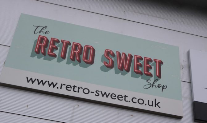 The Retro Sweet Shop