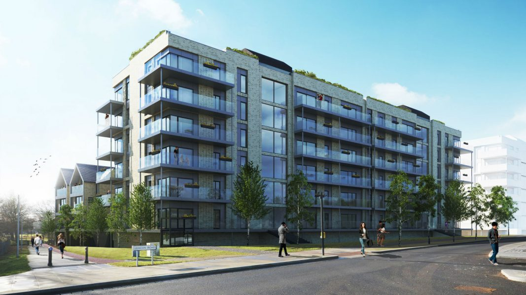 GRE Assets' Riverside Park development in Ashford