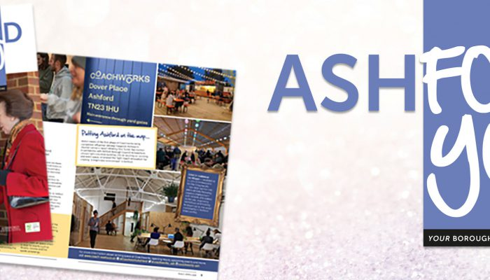 Spring edition of Ashford For You | AshfordFOR News