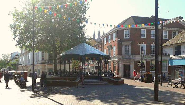 Town centre reset plans approved by Cabinet  | AshfordFOR News