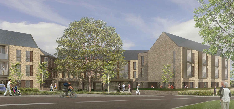 Farrow Court Development Shelthered Housing
