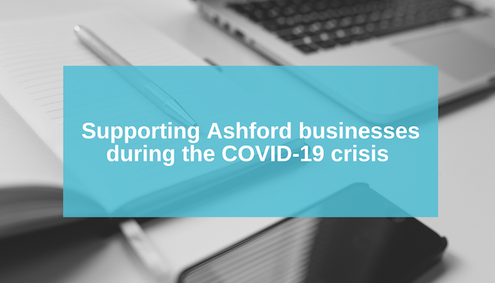 Don't miss out on business grants scheme    | AshfordFOR News